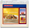 BostonPizza.com Without JavaScript