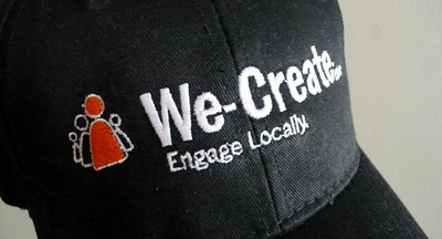 We-Create hat
