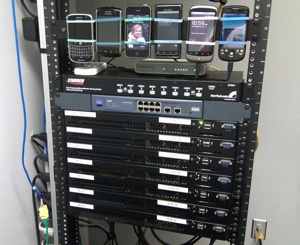 Selenium Servers