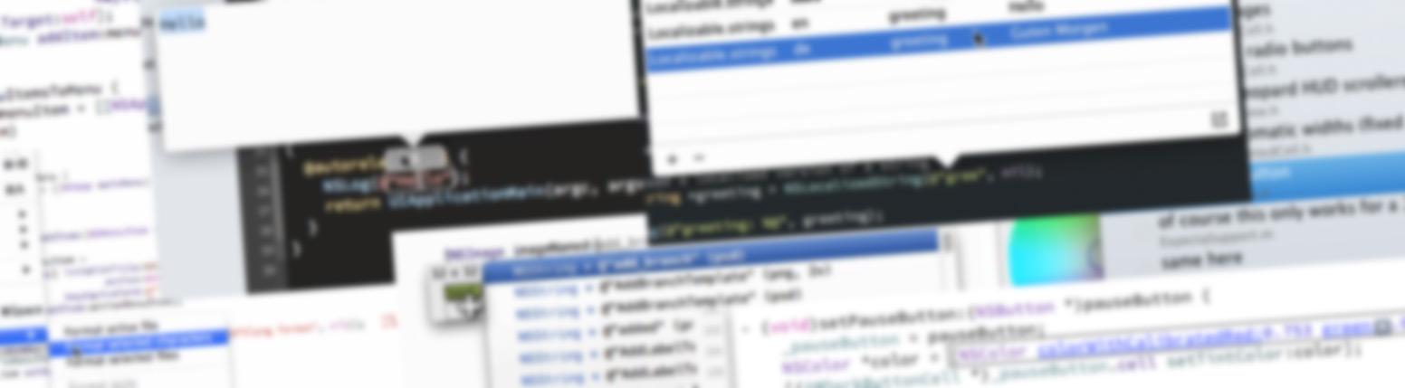 Xcode Plugins