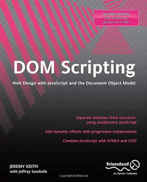 Dom scripting jeremy keith pdf viewer